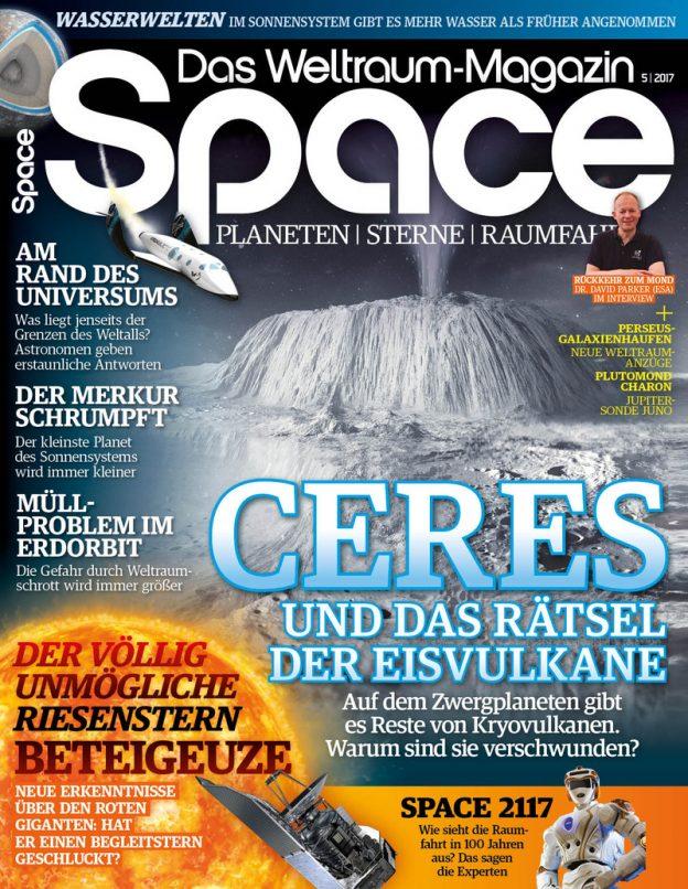 Space – Das Weltraum-Magazin 5/2017