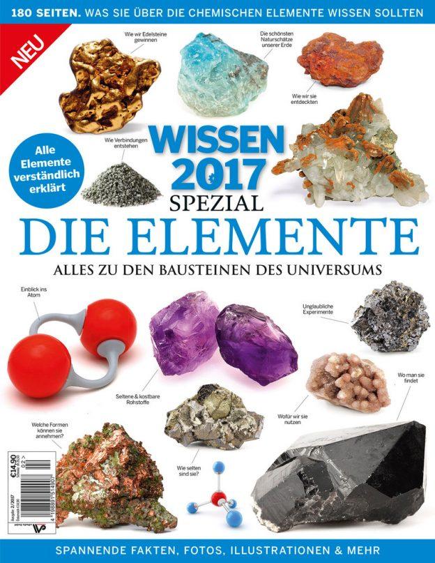 Wissen Spezial 2/2017 – Die Elemente