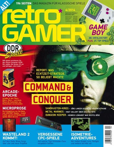 Retro Gamer 4/2014