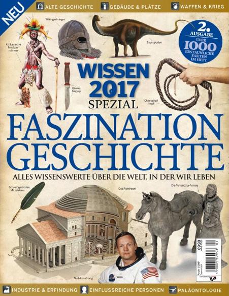 Wissen Spezial 1/2017 – Faszination Geschichte