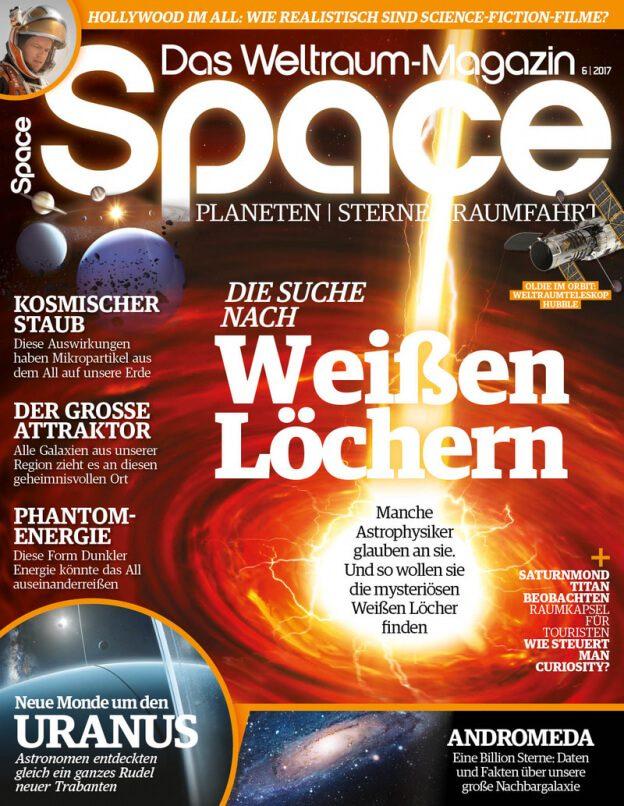 Space – Das Weltraum-Magazin 6/2017