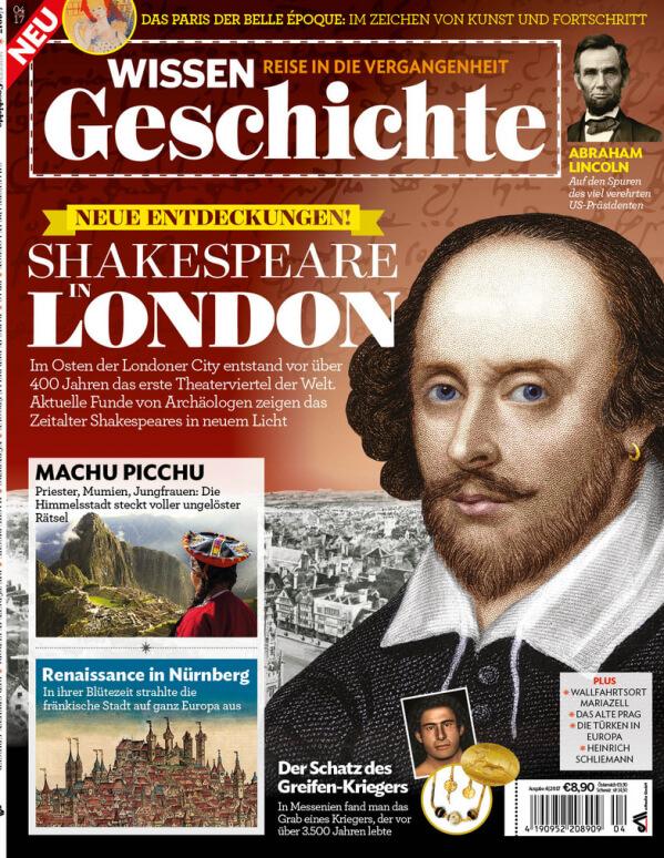Wissen Geschichte 4/2017