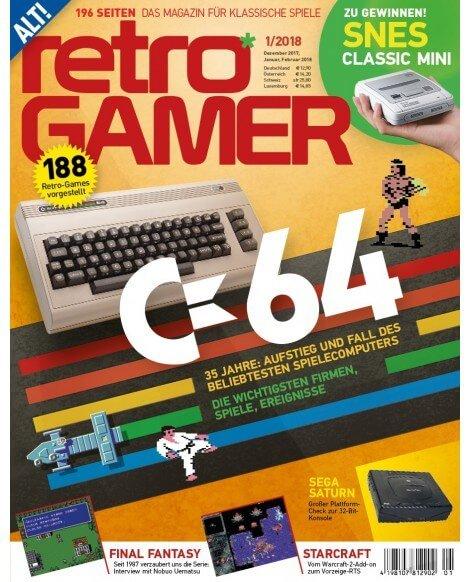 """40 Jahre Atari 2600. Vor 38 Jahren, in den USA sogar schon vor 40, erschien Ataris Spielkonsole. Wir widmen der bekanntesten """"2nd Generation""""-Konsole einen Schwerpunkt mit den besten Spielen. Spiele für den ZX Spectrum. Es muss nicht immer der C64 sein, auch in Deutschland gab's viele Speccy-Fans. Für den """"Kleinen"""" mit den """"Radiergummi-Tasten"""" haben wir die 35 spannendsten Spiele herausgesucht. Außerdem im Heft: Jede Menge Firmen-Archive, Experten-Wissen und Klassiker-Checks von Spiele-Veteranen. Planescape Torment: Roland Austinat spielt das Textmonster-RPG und gibt Versionstipps zum heutigen Genuss. Starflight: Heinrich Lenhardt hat den Genremix erneut erlebt – und empfiehlt die Amiga-Fassung. Great Naval Battles 1939-43: Michael Hengst mag """"Burning Steel: Entscheidung im Atlantik"""" immer noch gerne. Xevious: Winnie Forster über eine Automaten-Umsetzung, die zu spät kam."""