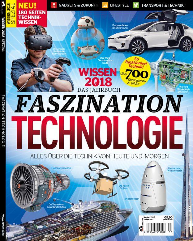 WISSEN Spezial 2/2018 Faszination Technologie