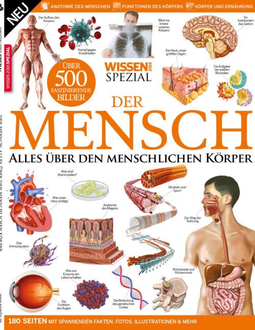 """WISSEN Spezial 2/2018 """"Der Mensch"""""""