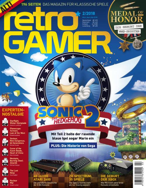 Retro Gamer 2/2018