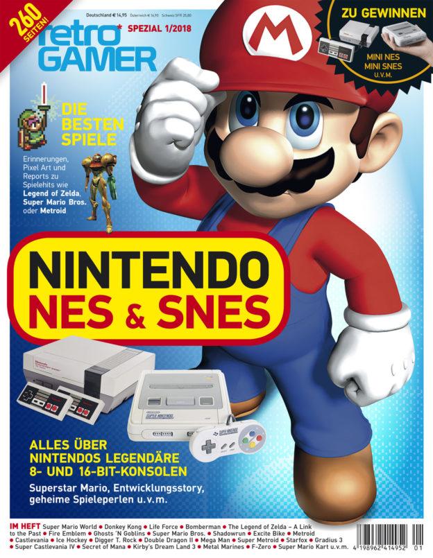 Retro Gamer Spezial 1/2018