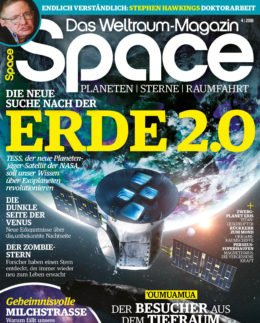 Space 4/2018 Cover