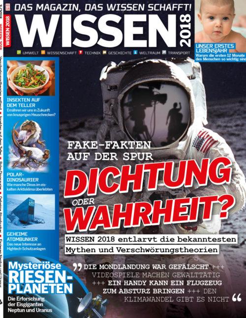 Wissen 3/2018 Cover