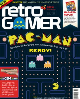 Retro Gamer 3/2018 Cover