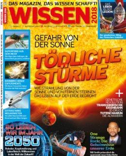 WISSEN_2018_05 Titelseite
