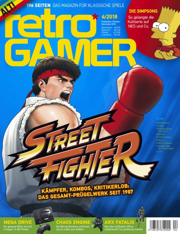 Retro Gamer 4/2018