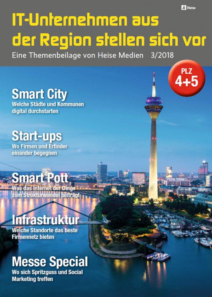 heise-Beilage IT-Unternehmen aus der Region stellen sich vor