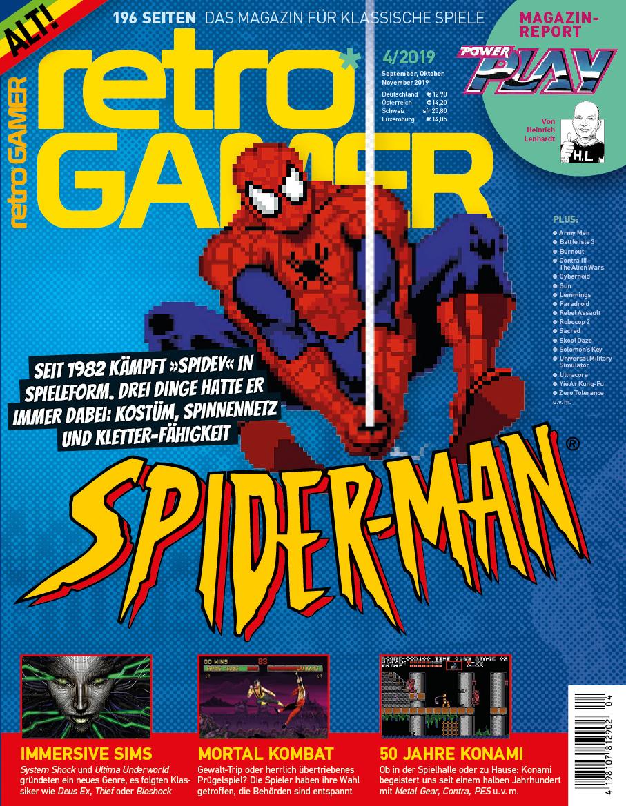 Retro Gamer 4/2019
